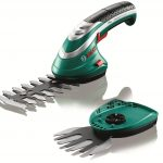 Bosch Isio Cordless Shrub/ Grass Shear Cordless Hedge Trimmer Review