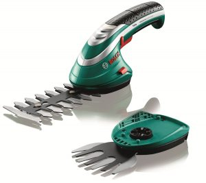 Bosch Isio Cordless Shrub and Grass Shear