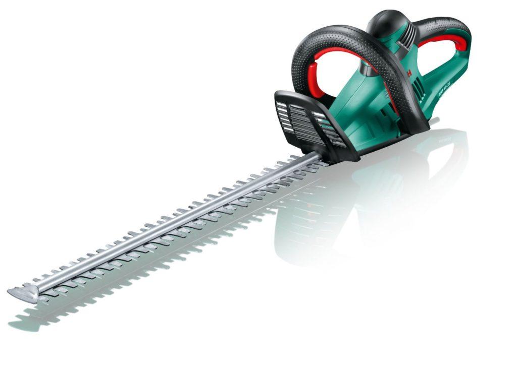 bosch ahs 60 26 electric hedge trimmer review best hedge trimmers. Black Bedroom Furniture Sets. Home Design Ideas