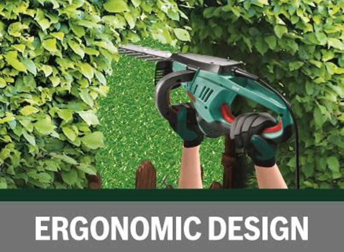 bosch ahs 60-26 electric hedge cutter