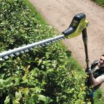 Ryobi RPT4545M Electric Pole Hedge Trimmer Review