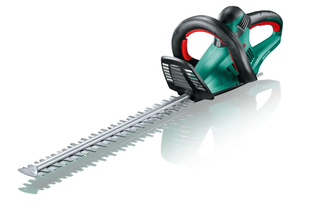Bosch AHS 50-26 Electric Hedge Trimmer Review