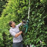 Bosch AHS 70-34 Electric Hedge Trimmer Review