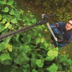 Bosch AMW 10 HS Long Reach Hedge Trimmer Review