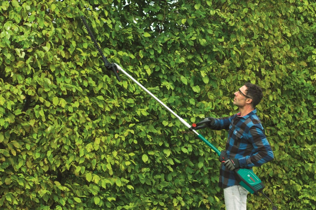 Bosch Long Reach Hedge Trimmers
