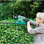 Bosch AHS 55-16 Electric Hedge Trimmer Review