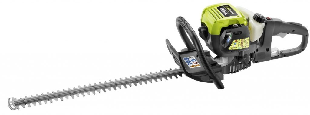 Ryobi RHT2660R Petrol Hedge Trimmer Review