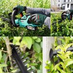 Bosch AHS 50-20 Li Cordless Hedge Trimmer Review