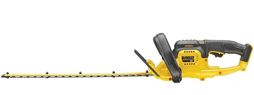 DEWALT DCM563PB-GB 18 V XR - Top Cordless Hedge Trimmer UK