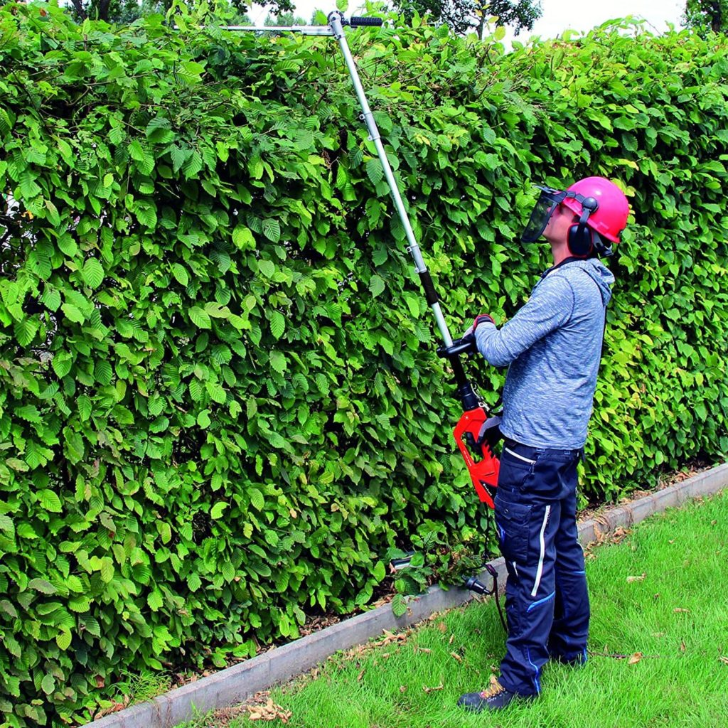 Einhell Hedge Trimmer Reviews - Trim High Hedge