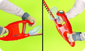 Flymo EasiCut 600XT Electric Hedge Trimmer Handle Review