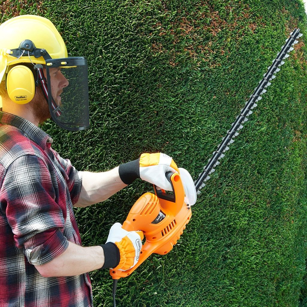 VonHaus Hedge Trimmer Reviews - 750W