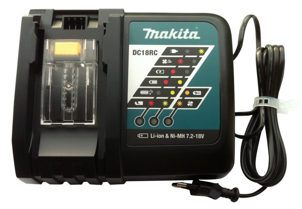 Makita DC18RC 14 4 Rapid Optimum Battery Charger