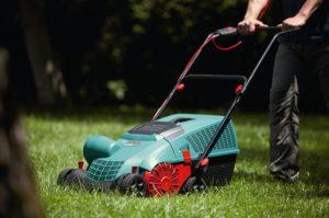Best Electric Lawn Mowers Reviews - Bosch ALR