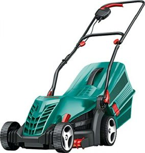 Best Electric Lawn Mowers - Bosch Rotak 34