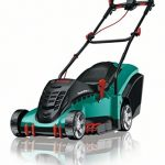 Bosch Rotak 43 Electric Rotary Lawn Mower Review