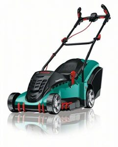 Bosch Rotak 43 Electric Rotary Lawn Mower