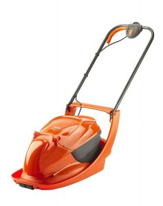 Flymo Hover Vac 280 Electric Hover Lawn Mower Review