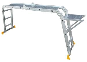 Abbey Aluminium Ladder With Platform