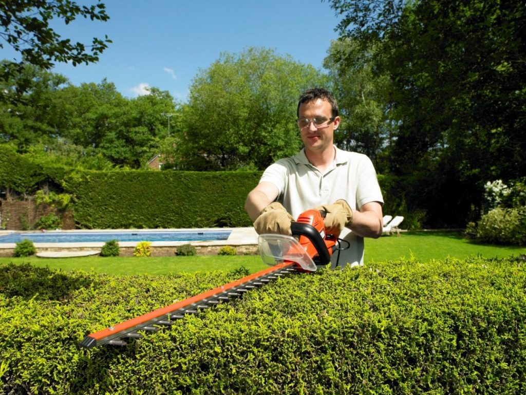 Black & Decker Review of Horizontal Trimming