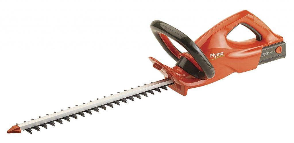 Flymo Cordless Hedge Trimmer - EasyCut 420 Cordless Battery