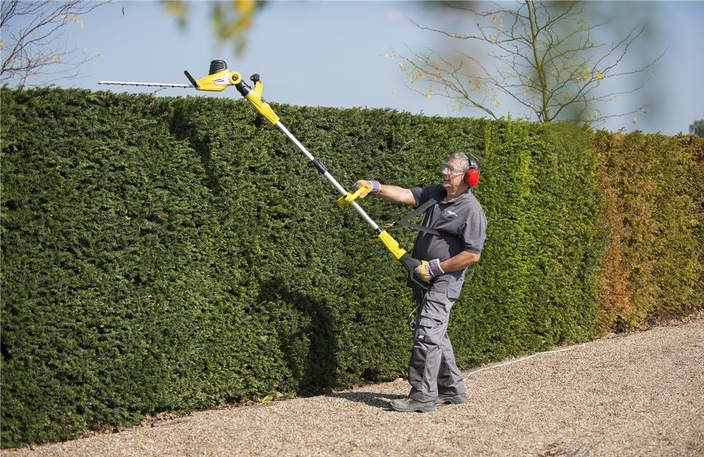Powerplus Hedge Trimmer Reviews - Telescopic Pole