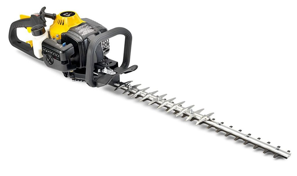 Mcculloch Hedge Trimmer Review - Petrol HT 5622
