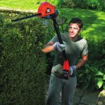Black & Decker GTC1843L20-GB pole hedge trimmer