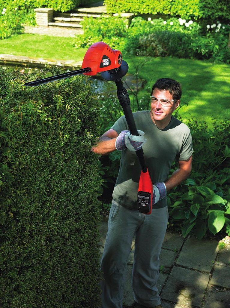 Black & Decker GTC1843L20-GB Pole Hedge Trimmer Review