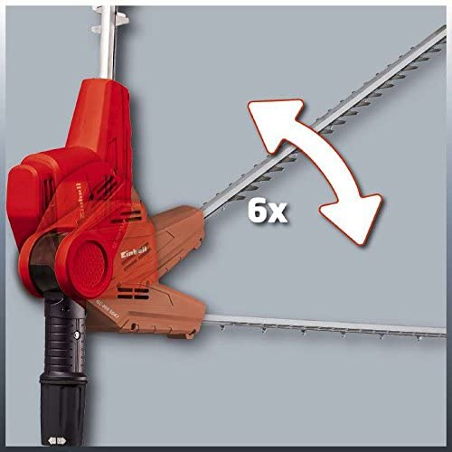 Einhell Hedge Trimmer Review UK
