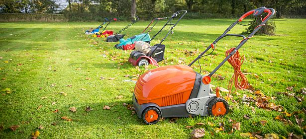 Electric and Petrol Lawn Aerators