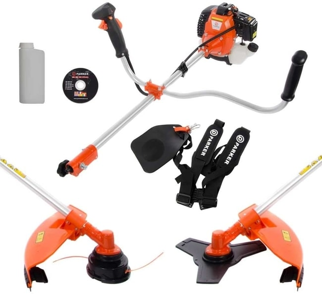 ParkerBrand brush cutter package