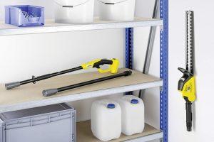 Karcher PHG 18-45 hedge trimmer easy storage