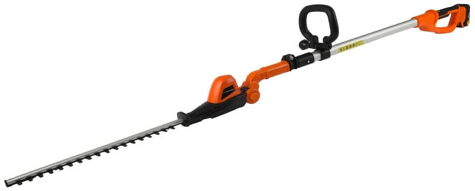 Yard Force 20V Cordless Pole Hedge Trimmer Review